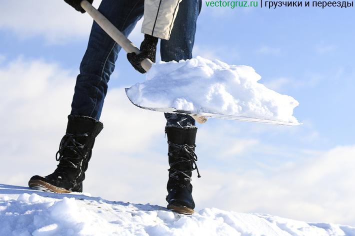 снег-очистка