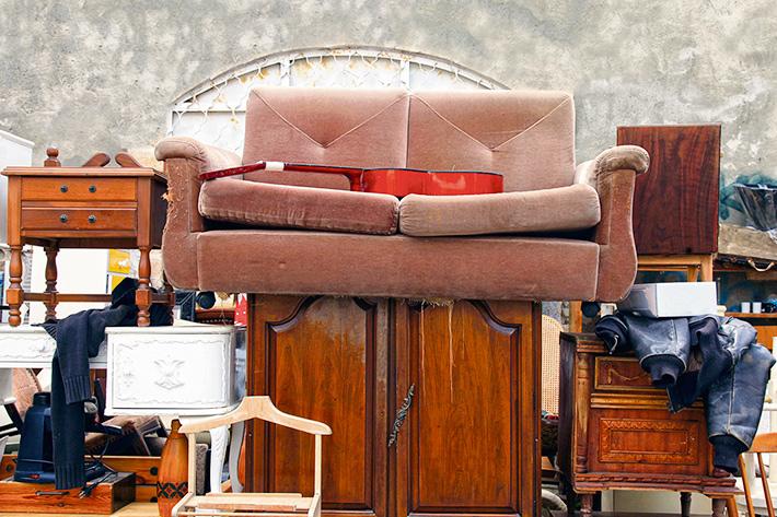 вывоз мебели